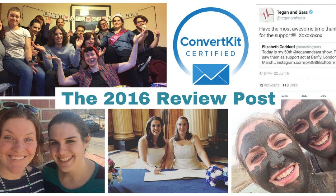The 2016 Review Post