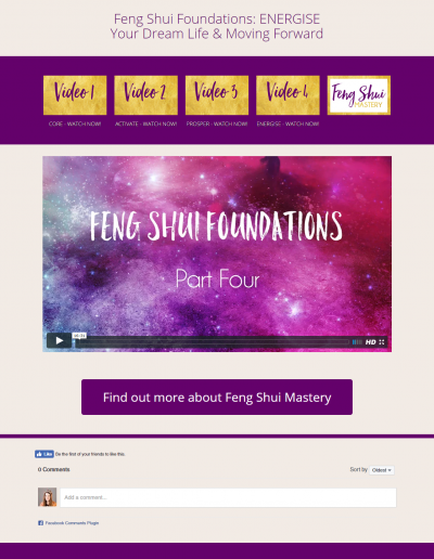 Feng Shui Foundations