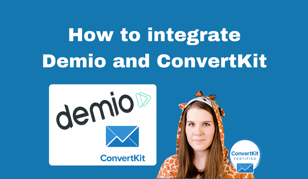 How to integrate Demio and ConvertKit