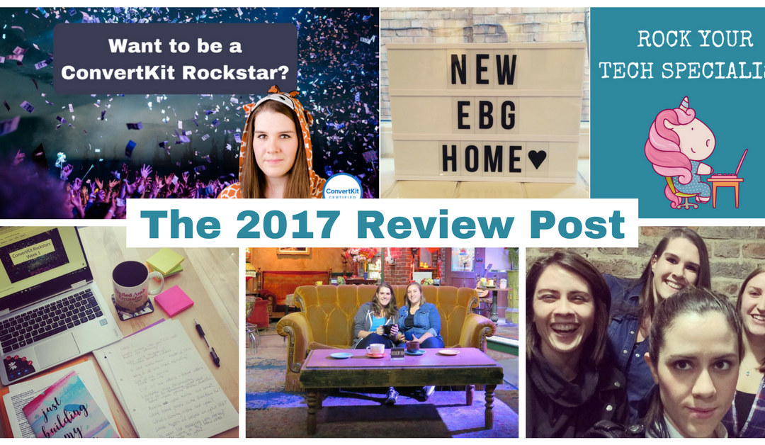 The 2017 Review Post