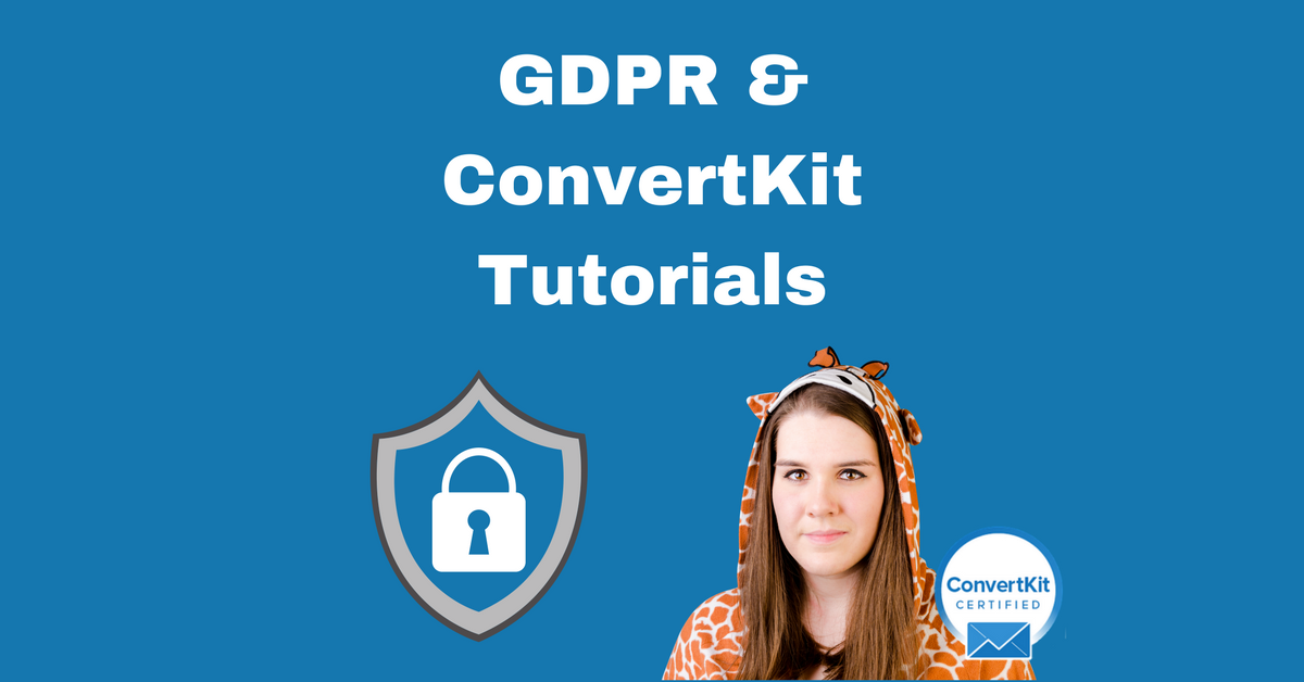 The Definitive Guide to Gdpr Convertkit