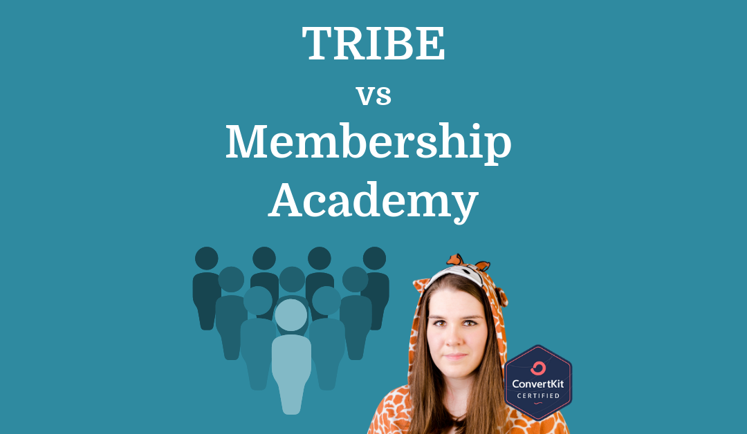 TRIBE vs. Membership Academy | Full Review/Comparison
