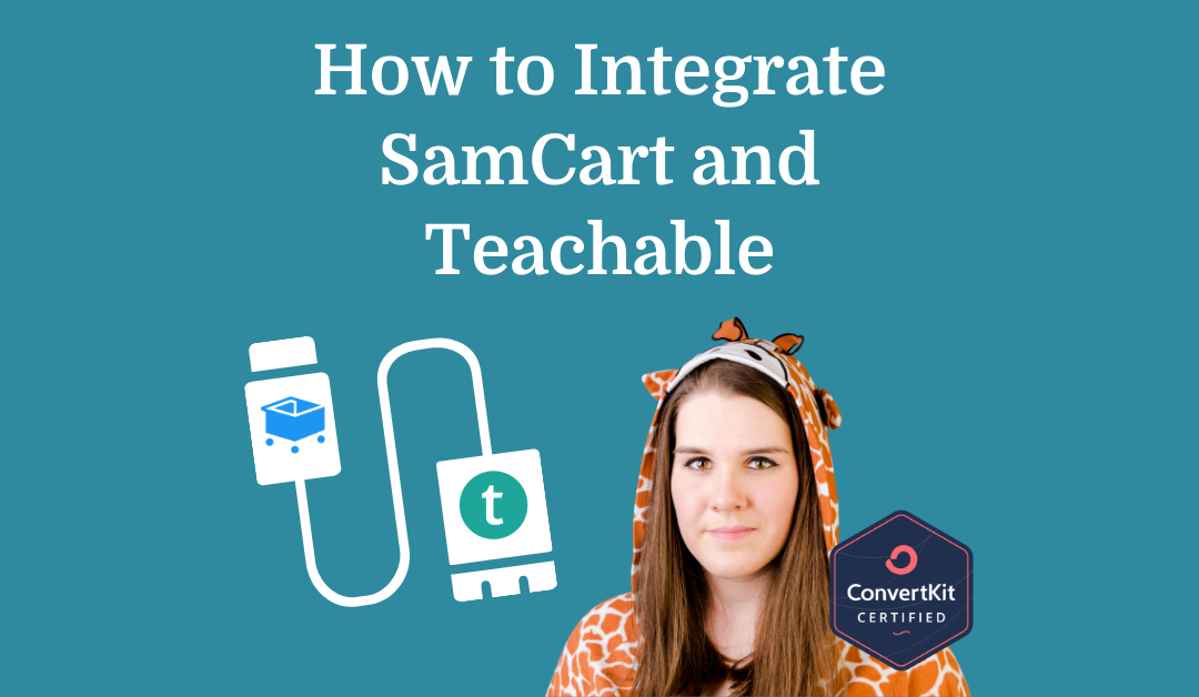 How to Integrate SamCart and Teachable
