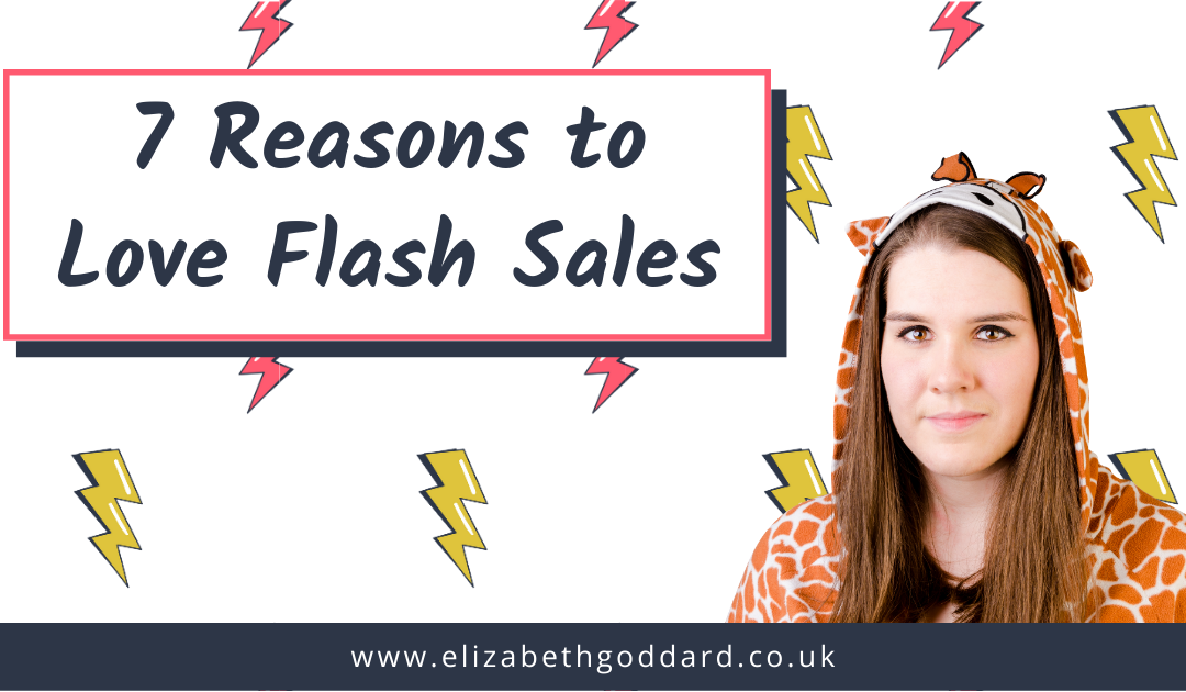 7 reasons to love flash sales ⚡